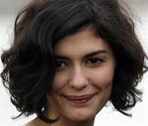 pictures of coco chanel hair styles audrey tautou quot je suis ind 233 pendante tout comme coco