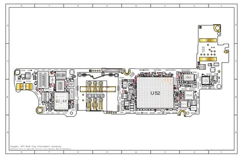 iphone 4s layout iphone 4s schematic free iphone 4s schematic diagram pcb