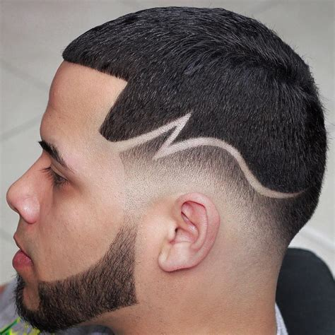 guy haircut designs fade haircut clean fade with a nice part www barbershopconnect black