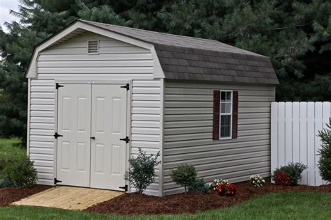 Gambrel Roofs by Gambrel Roof Shed Vs Gable Roof Shed Which Design Is