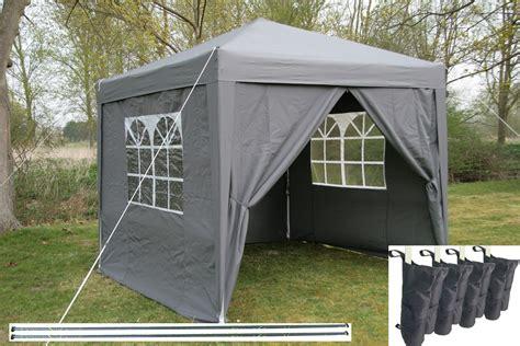 Gartenpavillon Wasserdicht by Airwave 2 5x2 5m Pop Up Gazebo Waterproof Garden Gazebo 2