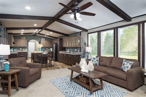 Buccaneer Mobile Home Floor Plans buccaneer the burnett 2026dk liv kit 1082 1 hawks homes