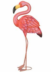pink flamingo decor only 58 99 at garden fun vintage pink flamingo print home decor by swanboroughprints