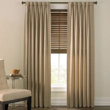 jcpenney living room curtains these in chocolate would be pretty in the living room or