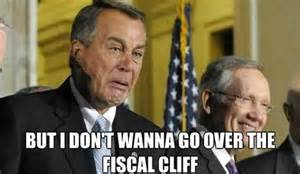 Boehner Meme - fiscal cliff bars dr fiscal cliff huxtable and les