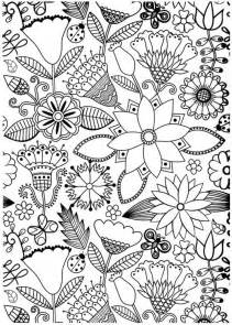 coloring for stress free coloring pages of antistress coloriage