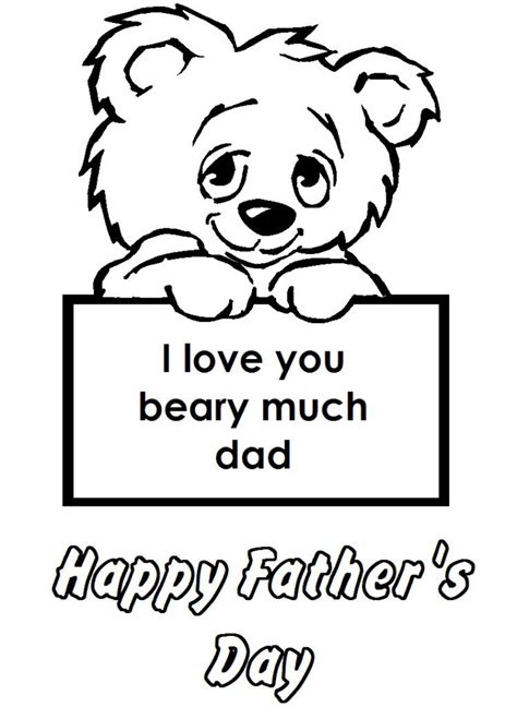 coloring pages for s day printables free coloring pages for fathers day 9to5animations