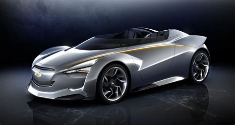 Chevy MiRay: Hybrid 'Muscle Car Of The Future' Concept