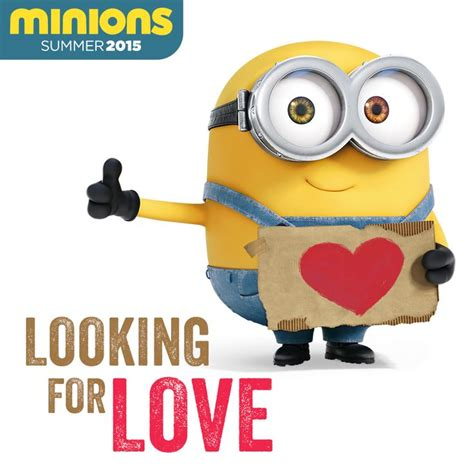 imagenes minions san valentin the minions are looking for love valentine s day see