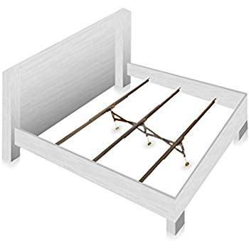 adjustable center leg bed frame support home