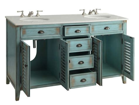 adelina 60 inch antique sink bathroom vanity