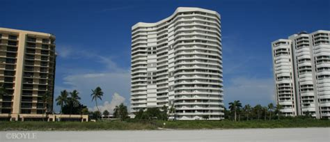 summit house marco island condos  sale boyle
