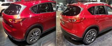 How To Auto Upholstery Styling Walk Around 2017 Mazda Cx 5 Versus 2016 Mazda Cx