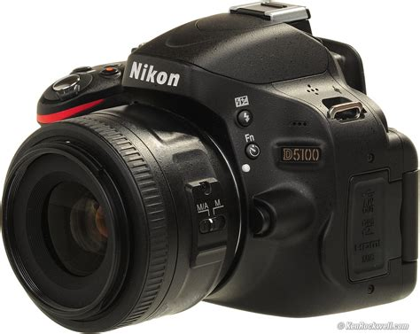 nikon d5100 autofocus settings