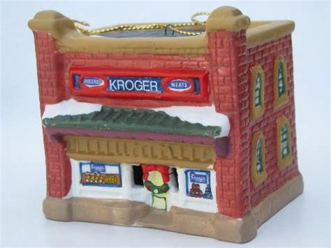 1910 and 1930 kroger grocery stores 1990s kroger s ornaments
