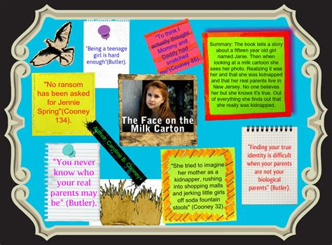 book report collage throwback thursday hellphie s fiendish fiction