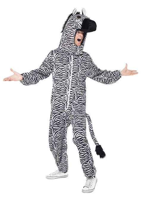 Or Adults Zebra Costume For Adults