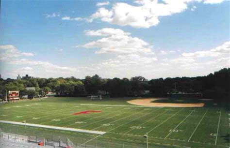 fordham preparatory school athletics facilities