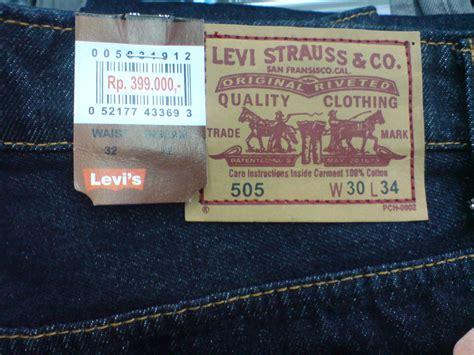 Celana Levis 505 Black Reguler 27 Sd 32 Murah womens celana 505 saku kulit kw
