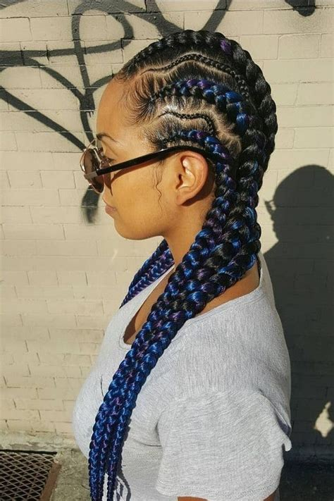 when did box braids cornrow styles become popular top 10 feed in braids in cornrow styles hairstylec