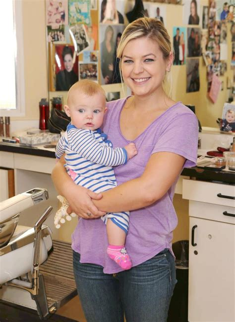 how did kirsten storms lose baby weight harper rose barash makes gh debut soap opera digest