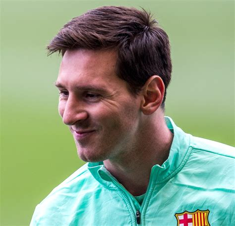 Lionel Messi Hairstyle by Lionel Messi Haircut