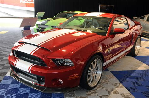 2013 shelby snake 2013 shelby gt500 snake prototype debuts in monterey
