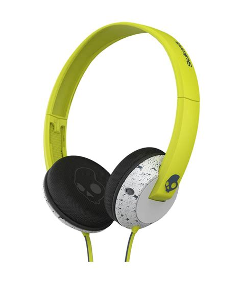 Headphone Skullcandy Uprock skullcandy uprock on ear headphones green without mic