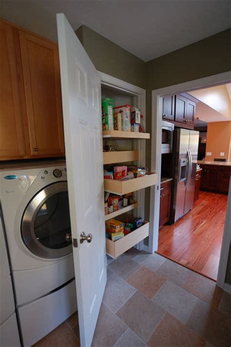 Laundry Room Pantry pantry