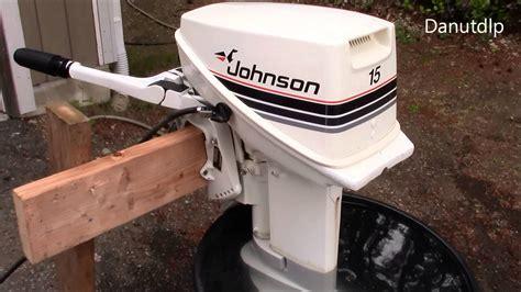 15 horse evinrude boat motor 1994 johnson 15 hp outboard motor motorwallpapers org