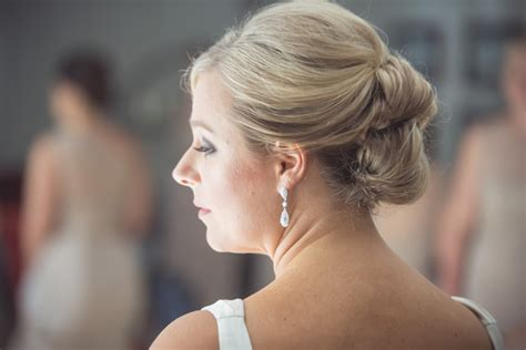 Wedding Hair Airlie by Classically Airlie Center Wedding Shawn