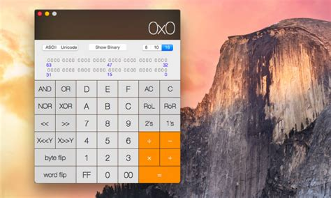 Calc Os os x yosemite preview 4 brings redesigned calculator updated mode