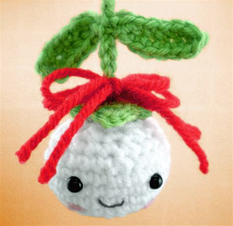 25 free crochet christmas ornament patterns
