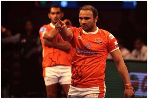 top  pro kabaddi players  india   chop news