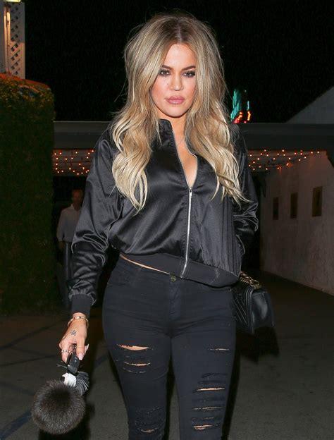 khloe kardashian khloe kardashian out for dinner in los angeles 05 21 2015