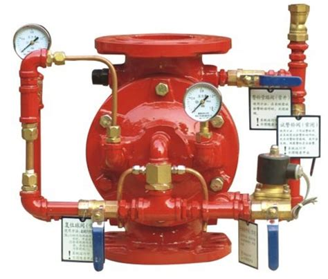 Alarm Valve deluge alarm valve in guangzhou guangdong china new