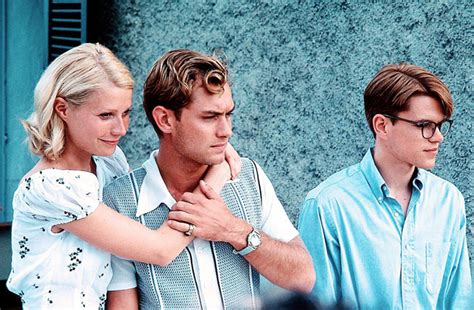 The Talented Mr Ripley screen style the talented mr ripley 1999 anya