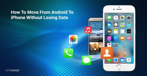 how to transfer from android to iphone without computer how to move from android to iphone without losing data