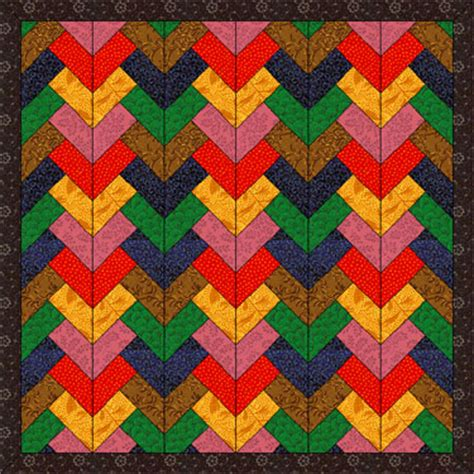 Braid Quilt Free Pattern by Braided Pattern For Quilts 187 Patterns Gallery