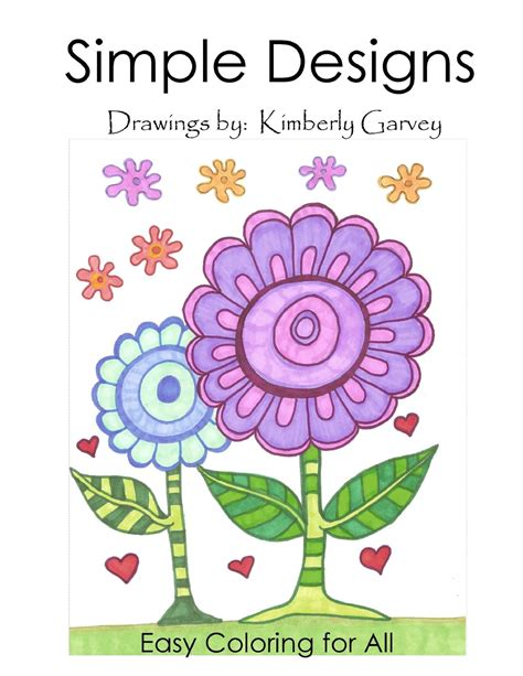 coloring books for the elderly large print coloring books for seniors a happy splash of