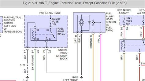 complete fuel pump diagram   find  complete fuel