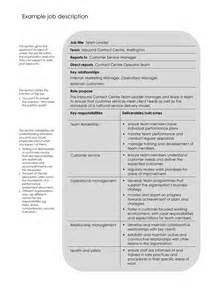 position description template position description templates bestsellerbookdb