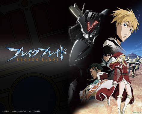 broken blade the midnight carver broken blade anime totally awesome