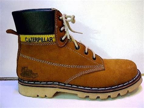 Sepatu Caterpillar Kulit sepatu caterpillar boot toko sepatu harga