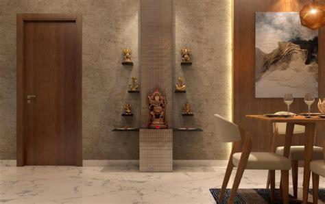 exquisite pooja shelf designs  walls