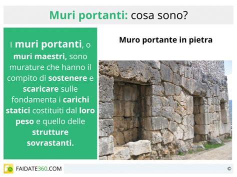 muri portanti interni muri portanti come riconoscerli caratteristiche tipi e