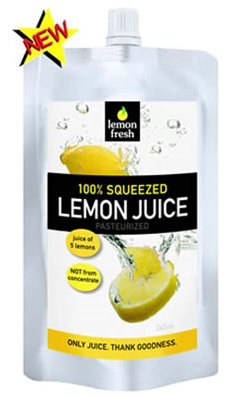 Concentrated Lemon Juice Detox bee pollen lemon fresh real lemon juice