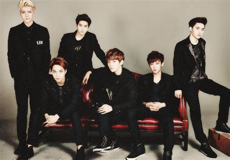 exo k ivy club exo for ivy club exo k photo 36069947 fanpop