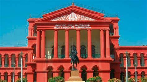 Karnataka High Court Search Karnataka High Court Faults State Government On Acb Formation