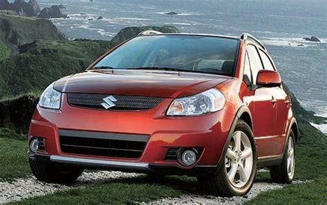 2007 Suzuki Sx4 Tire Size 2007 Suzuki Sx4 Capacity Specs View Manufacturer Details